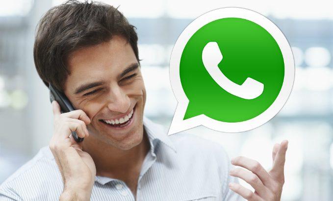 Ya es posible llamar a través de Whatsapp totalmente gratis