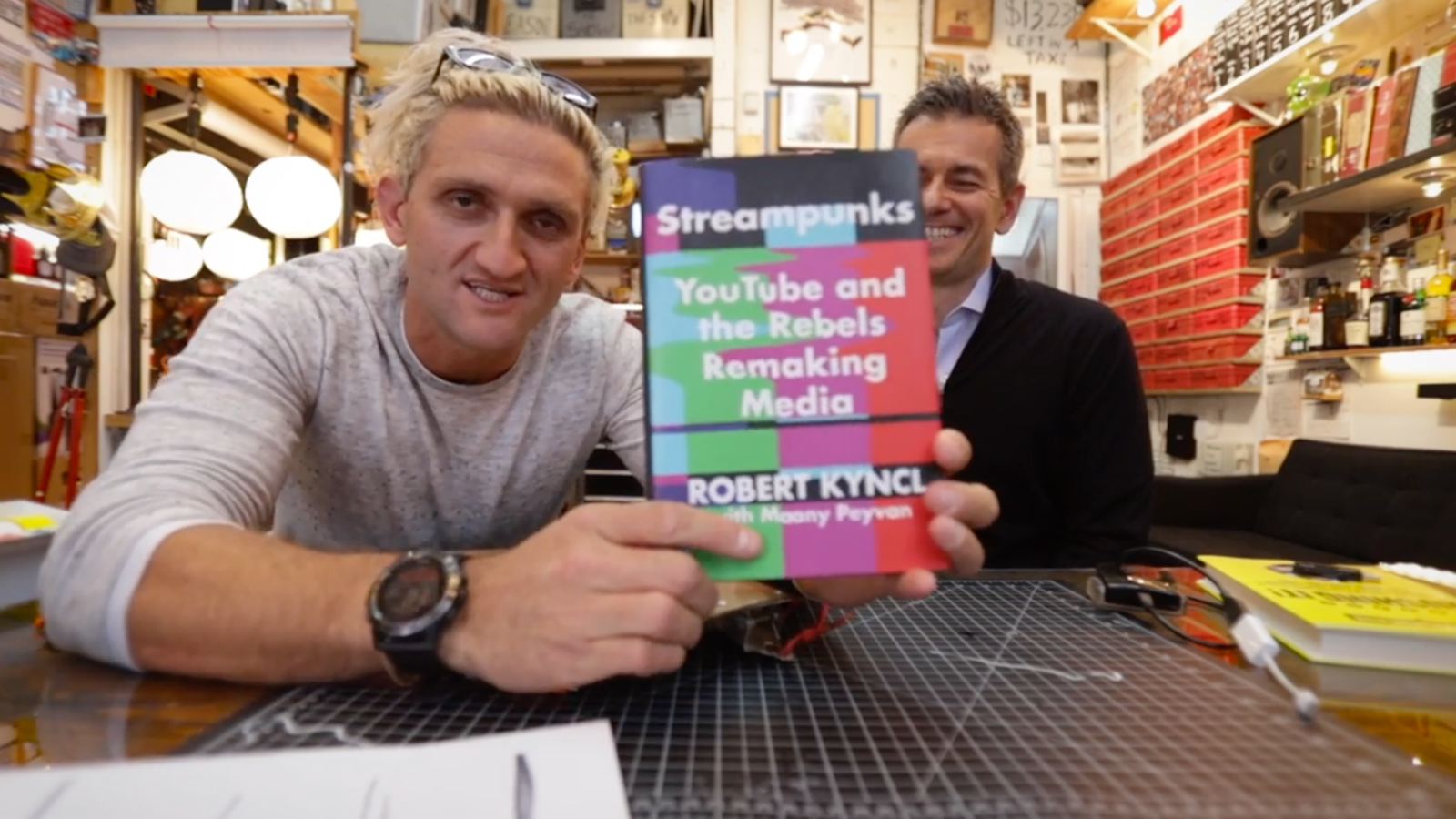 Casey Neistat debería apegarse al marketing