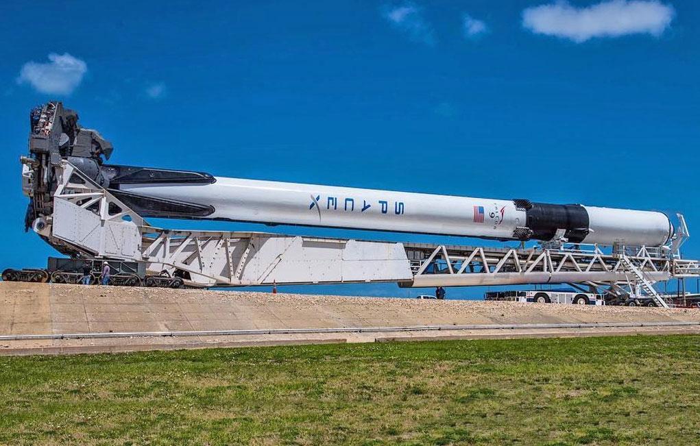 El diseño final del cohete Falcon 9 de SpaceX se lanza hoy (actualizado)