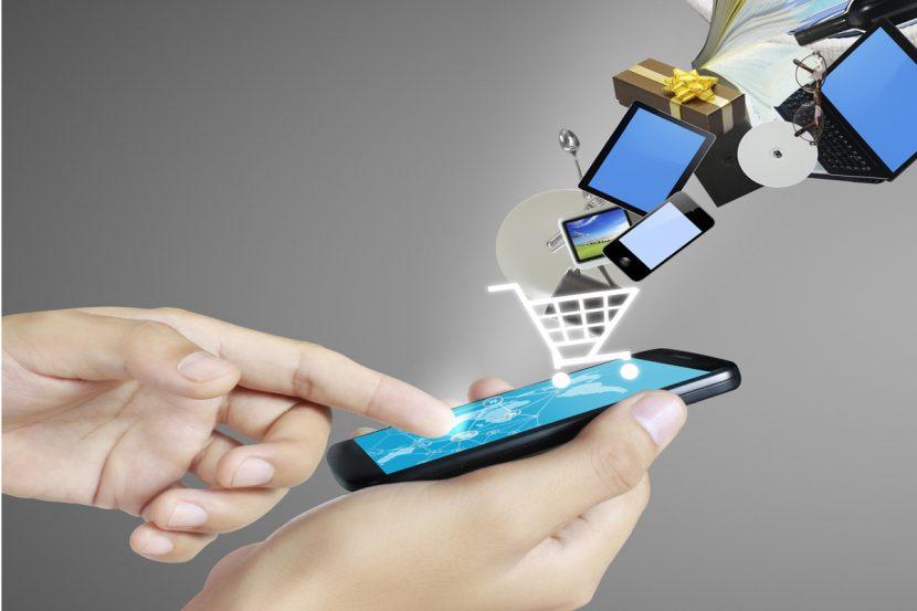 4 de cada 10 españoles ya usan el móvil para comprar online